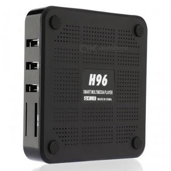H96 RK3229 Quad-Core Android 6.0 DDR3 TV BOX w/ 1GB + 8GB (EU Plug)- intl - 2