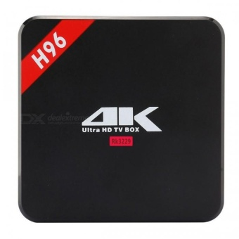 H96 RK3229 Quad-Core Android 6.0 DDR3 TV BOX w/ 1GB + 8GB (EU Plug)- intl - 4