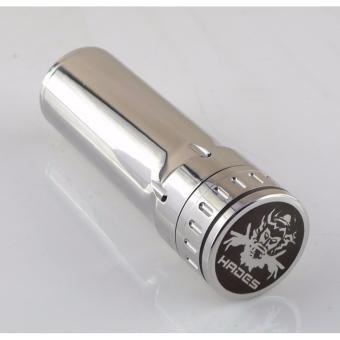 Hades Mechanical Ecig Mod E-Cigarette Kit (Stainless) with FreeCharger+18650+RDA