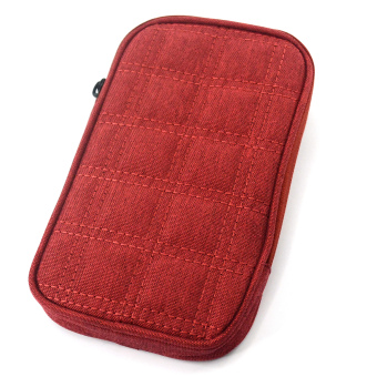 Halo Savannah Pouch (Red) Price Philippines