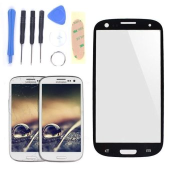 Happycat Replacement Touch Screen Digitizer for SamSung Galaxy SIII S 3 III i9300 (White)