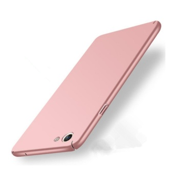 Hard 360 PC phone case PC for Oppo F3 Plus/Rose gold - intl
