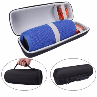 Hard EVA Travel Carry Storage Case Bag For JBL Charge 3 3Gen Bluetooth Speaker - intl