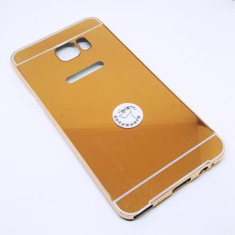 Hard Metal Bumper Case with Back Cover for Samsung Galaxy Note 5(Rosegold) Price Philippines