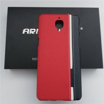 Hard PC Protective Back Cover Case For Oneplus 3 / OnePlus 3T (Red) - intl