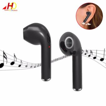 HBQ i7 Single Earphone Wireless Music Earphone (Black) Price Philippines