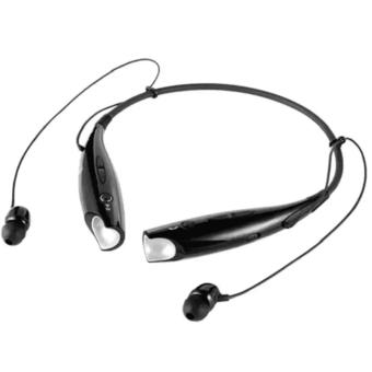 HBS-730 Sports Wireless Bluetooth Stereo Headphone LG Style (Black) Price Philippines