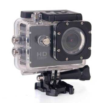 HD DV 1080p 12MP Sports Camera (Black)