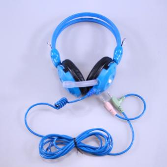 Headset (Blue) Price Philippines