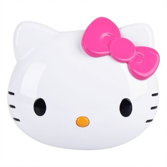 Hello Kitty 8000 mAh Portable Battery Charger (Pink)