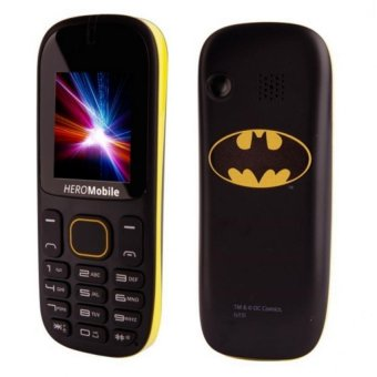Hero Mobile BM100B (Black/Yellow) Price Philippines