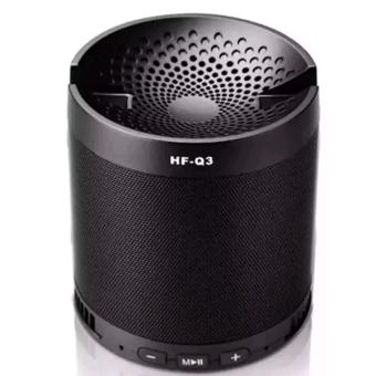 HF-Q3 Wireless Bluetooth 2.1 Multifunction Sub-woofer Speaker (Black)