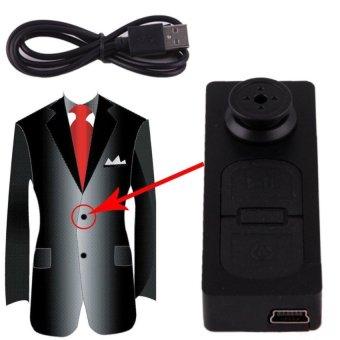 Hidden DV Spy Camera Button Video Mini Cam DVR Camcorder VoiceRecorder - intl - 2