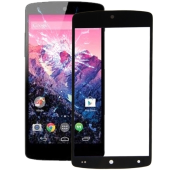 High Quality Front Screen Outer Glass Lens for LG Nexus 5 / D820 / D821