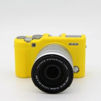 High Quality Silicone Camera Case Bag Cover for Fujifilm X-A3 XA3 XA10 - intl