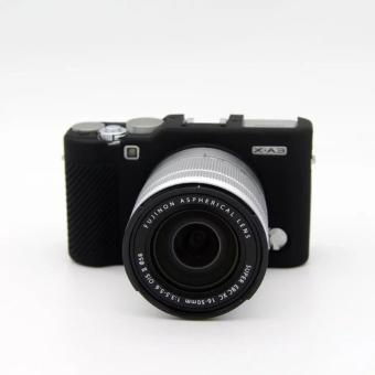 High Quality Silicone Camera Case Bag Cover for Fujifilm X-A3 XA3XA10 - intl