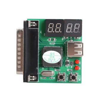 HKS 4-Digit PC Analyzer Motherboard Diagnostic Tester USB Post Test Card (Intl) - picture 2