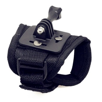 HKS Glove type Wrist Band for gopro camera (Intl)