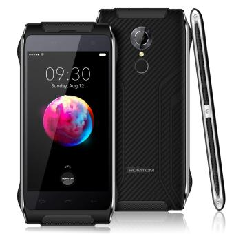 HOMTOM HT20 Pro Outdoor Ragged Tough Smartphone 3GB RAM 32GB ROM Black - intl