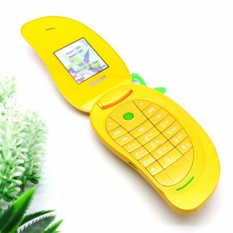 HOPE 1800mAh Flip Mango Phone (Yellow) Price Philippines