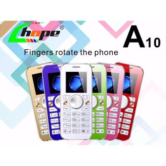 Hope A10 Dual Sim Spinner Basic Phone Price Philippines
