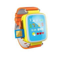 Hot Kid GPS Smart Watch Wristwatch SOS Call Location FinderLocatorDevice Tracker For Kid Safe Anti Lost
