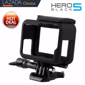 Hot Sale For Gopro Hero 5 Standard Frame Case For Gopro Hero 5Standard Shell For Go Pro Accessories Shell Cover Case Black