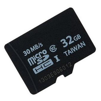 HOT SALE original Micro SD Card 32GB Class 10 Memory Card TF CardFree SD Adapter with retail package - intl Price Philippines