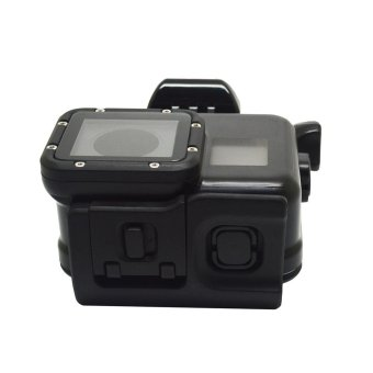 Hot Sales Fashion Waterproof Shell to Go to 5 If the ProtectiveCover Cover GoPro HERO5 Accessories Black - intl