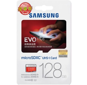 hot sell Newest 128G Memory Card Micro SD SDHC SDXC TF80M GradeEVO+ Class 10 Micro SD C10 UHS TF Trans Flash Microsd - intl Price Philippines