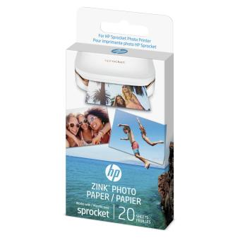 HP SPROCKET ZINK(R) PHOTO PAPER
