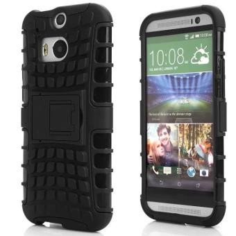 HTC M8 cool drop-resistant slip three anti-protective case