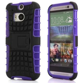 HTC M8/M9/m9plus cool with support drop-resistant protective case