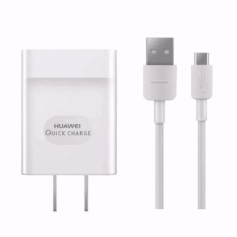 HUAWEI 22w 5A Type-C Quick Charge Fast Charger Mobile Phone Charger USB Charging Plug Data Cable-Original binding