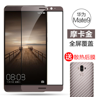 Huawei mete9/M9 full screen full coverage Blueray mobile phone protector Film