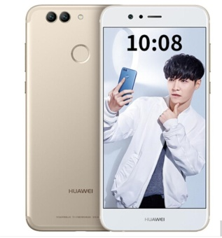 Huawei Nova 2 Octa Core 4G LTE 4+64GB Mobile Phone (Gold/Black/Blue/Green/Pink) - intl