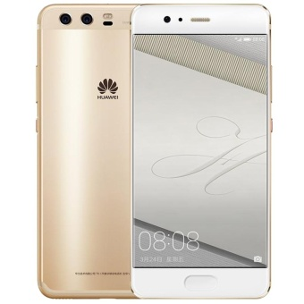 Huawei P10 Plus VKY-AL00 6GB+256GB Dual Rear Leica Camera Dual SIMFront Fingerprint Identification 5.5 inch WQHD TFT Screen EMUI 5.1OS(Based on Android 7.0) Kirin 960 Octa Core + Micro Nuclei i6Support OTG Network: 4G(Dazzling Gold) - intl