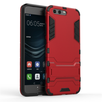 Huawei P10/P10/P10 armor sets drop-resistant support shell phone case