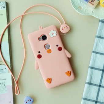 Huawei tl00/al10 silicone drop-resistant phone case protective case
