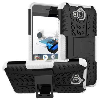 Huawei y6 three anti-armor sets phone case