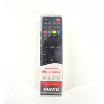 Huayu Remote RM-L1130+7 Price Philippines