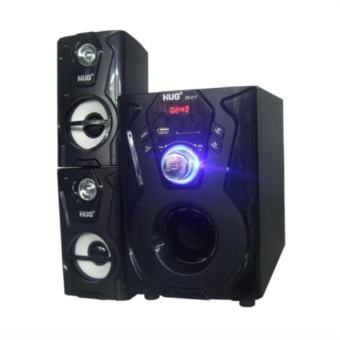 HUG H28-217 Subwoofer Speaker w/ USB slot & built-in FM Radio