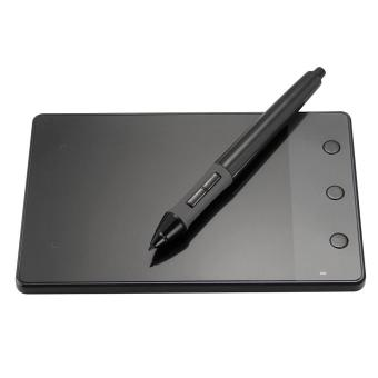 Huion H420 USB Writing Art Drawing Graphics Board Tablet 4x2.3 inch + Digital Pen - intl