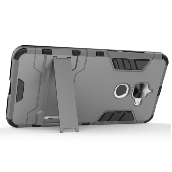 Hybrid Heavy Duty Armor Hard Back Case Cover with kickstand for LeTV LeEco Le 2 X620 / LeEco Le 2 Pro - intl - 4