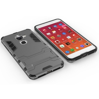 Hybrid Heavy Duty Armor Hard Back Case Cover with kickstand for LeTV LeEco Le 2 X620 / LeEco Le 2 Pro - intl - 5