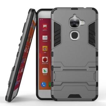 Hybrid Heavy Duty Armor Hard Back Case Cover with kickstand forLeTV LeEco Le 2 X620 / LeEco Le 2 Pro - intl Price Philippines