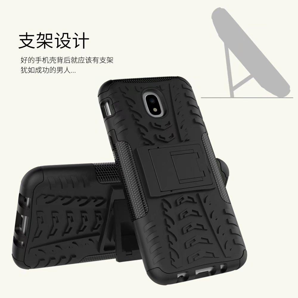 Hyun Pattern Dual Layer Hybrid Armor Kickstand 2 in 1 ShockproofCase Cover for .