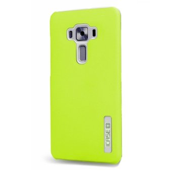"iCase Dual Pro Shockproof Case for ASUS Zenfone 3 (5.5"") ZE552KL (Lime) - picture 2"