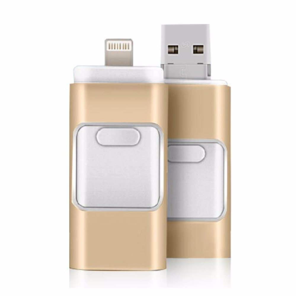 Philippines Ideal New Hot 3 In 1 Thumb Drive Otg Phone Usb Flash Disk Iphone 64gb For All Pc Adndroid U Diskfor
