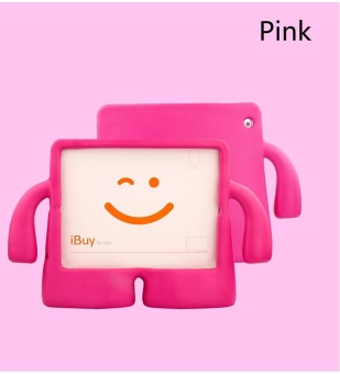 IGuy Dust proof and anti falling silica gel protective sleeveSuitable For Samsung Galaxy Tab / 7 Inch (Pink) with Free MobileSilicone Phone Case (color may vary)